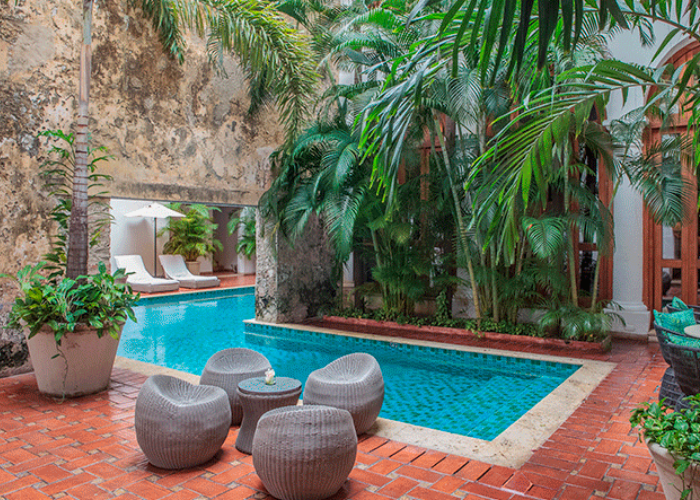 Hotel Casa San Agustín Cartagena (3)