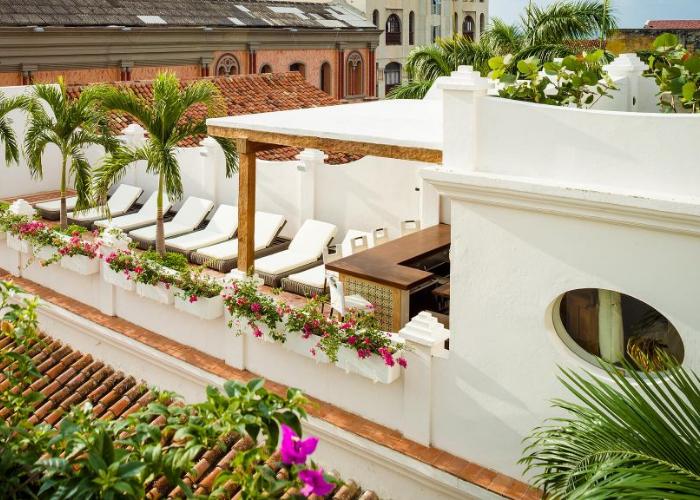 Hotel Casa San Agustín Cartagena (4)