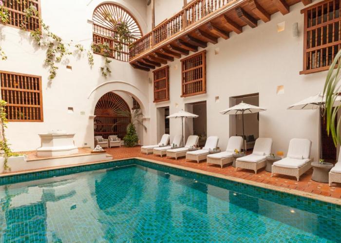 Hotel Casa San Agustín Cartagena